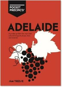 Adelaide Pocket Precincts: A Pocket Guide to the, Excellent, Paperback, mon00001