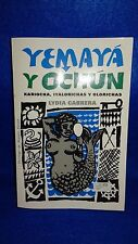 Libro YEMAYA OSHUN de la religion yoruba ifa santeria esoterica