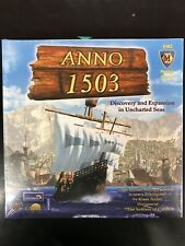 Klaus Teuber's Anno 1503 Mayfair Board Games