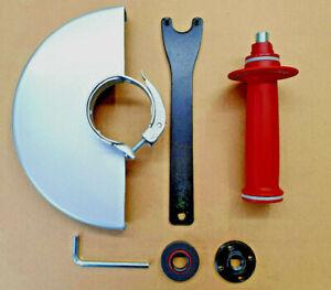 Flex Winkelschleifer Zubehör Schutzhaube  Schutzhaube 230mm SoftVib-Handgriff