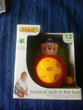 Tolo Musical Jack In The Box
