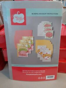 paper pumpkin kits Blissful Bouquet REFILL