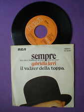 GABRIELLA FERRI / G&M DE ANGELIS 45 GERMANY 1973 TV OST DOVE STA ZAZA Umiliani