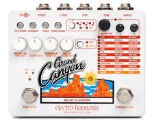 Electro-Harmonix Grand Canyon Retraso & Looper Pedal