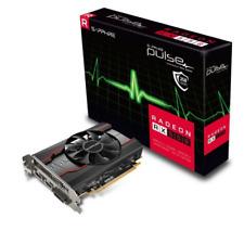 Sapphire AMD Radeon RX 550 Pulse OC 2GB Grafikkarte HDMI/DP/DVI-D