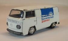 Schuco 1/66 Nr. 311 911 VW Transporter T2 Volkswagen Sonnenschein Batterien #369