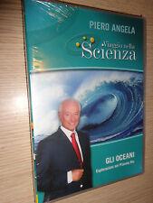 DVD N° 14 VIAGGIO NELLA SCIENZA PIERO ANGELA GLI OCEANI ESPLORAZIONI PIANETA BLU