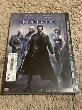The Matrix Dvd (Free Us Shipping!)