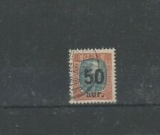 ICELAND STAMPS. SG145, USED, CAT £50.00.
