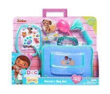 Disney Doc McStuffins Pet Vet Doctor's Bag Set- New / Sealed