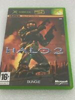 Halo 2 Xbox Game Free P&P Very Good Condition