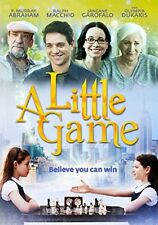A Little Game (DVD, 20014, Widescreen) F. Murray Abraham, Janeane Garofalo *NEW*