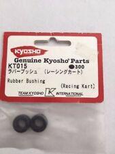 NEW Rubber Bush suit Racing KART Kyosho part #KT015