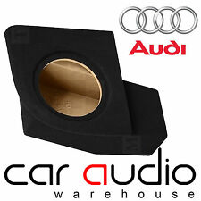 "Audi A4 Avant B6 B7 2000-06 Left Arch Custom Fit 10"" Car Sub Subwoofer Bass Box"
