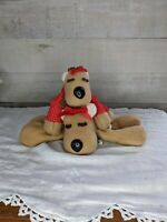 Hallmark Rhonda & Ramona Reindeer Plush Bean Bag Lot Of 2 Toys