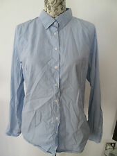 Kappahi - Pale Blue Fitted COTTON BLEND Formal SHIRT SIZE 42,EURO