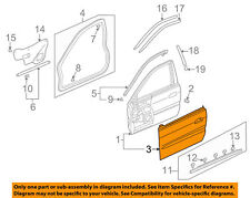 HONDA OEM 98-02 Accord-Door Skin Outer Panel Right 67111S84305ZZ