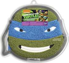 New Wilton TEENAGE MUTANT NINJA TURTLES TURTLE CAKE PAN - BAKING TIN
