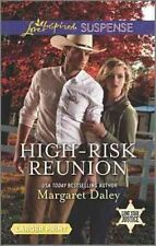 High-Risk Reunion (Lone Star Justice)-ExLibrary