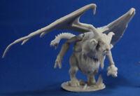 Reaper Miniatures Demon Lord of the Undead #77316 Bones Unpainted Plastic Figure