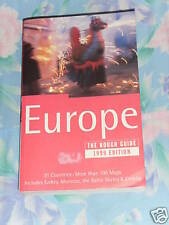 Brand New Europe Travel Guide - bought in UK *Free Post