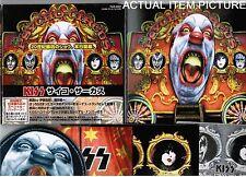 Ex! KISS Psycho-Circus JAPAN CD w/OBI+3-D POP UP COVER PHCR-90007