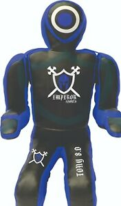 EMPEROR MMA BJJ Judo Submission Kneeling Multi Purpose Grappling Dummy Unfilled