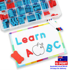 Magnetic Alphabet Letters ABC Uppercase and Lowercase Magnet for Kids Spelling