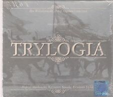 TRYLOGIA MARKOWSKI SEROCKI DEBSKI BOX 3CD NEW 1999 PAN WOLODYJOWSKI POTOP OGNIEM