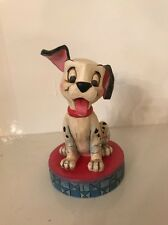 Disney Traditions Jim Shore Happy Go Lucky 101 Dalmatians Showcase Dog Canines
