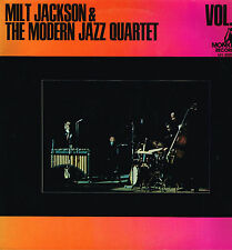 "LP 12"" 30cms: Milt Jackson & the Modern Jazz Quartet: vol.6. monkey 2LP. A"
