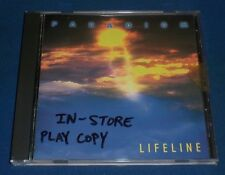 Lifeline Paradigm~RARE 1996 Electronic Synth-Pop CD~MINTY~FAST SHIPPING!!!