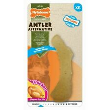 Nylabone Puppy Antler Chicken X-Small