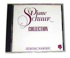 CD: Diane Schuur - Collection (1989, GRP) Remastered Easy To Love Dance How Long