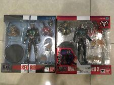 SIC Kamen Rider Vol.68 Masked Rider 1 Vol.69 Masked Rider 2 MISB S.I.C. Bandai