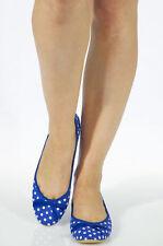 Casual Ballet Polka Dot Women's Flats