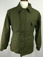VTG Army Cold Weather Green Mens Jacket sz L 42-44 DLA100-81-C-2813 Vanderbilt