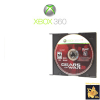 Gears of War 2 Two  (2008)  Xbox 360 Video Game Pearl Case Tested Works A+