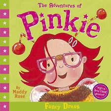 Le avventure di Pinkie: Costume da Maddy ROSE (libro in brossura) NUOVO LIBRO