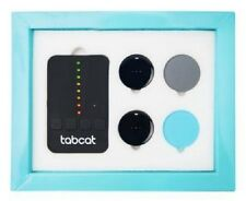 Tabcat Cat Tracker for 2 cats with handheld tracker and 2 collar tags