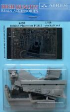 Aires 1/48  British Phantom FGR.2 Cockpit Set for Hasegawa kit # 4288