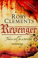 Revenger: John Shakespeare 2,Rory Clements- 9781848540859