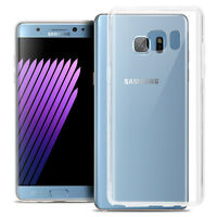 Housse Etui Coque Gel UltraSlim et Ajustement parfait Samsung Galaxy Note FE