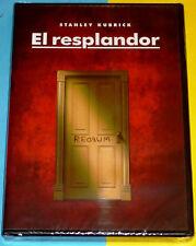 EL RESPLANDOR / THE SHINING Stanley Kubrick DVD R2 Precintada