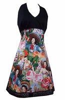 Hemet Mexican halter dress Mariachi Mexican Pinups Girls Senoritas