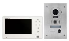 "Aiphone JOS-1F 7"" Video Intercom With Flush Mount Camera - RRP $799.00"