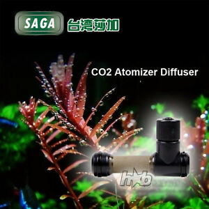 Atomic CO2 Diffuser Aqua Super Diffuser CO2 Atomizer aquarium Reactor