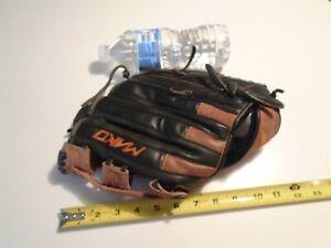 Easton Mako LHT Youth Baseball Glove MKY1200 - Black & Brown  clean yth