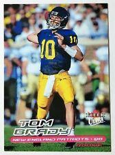 2000 Fleer Ultra #234 Tom Brady Rookie Reprint - Mint - New England Patriots