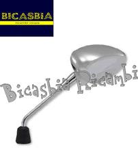 2176 - SPECCHIO SPECCHIETTRO CROMATO DESTRO VESPA 50 125 SPRINT DAL 2014